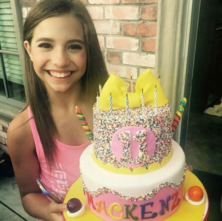happy 11th birthday kenzie! ♡ thepinkchanel ♡
