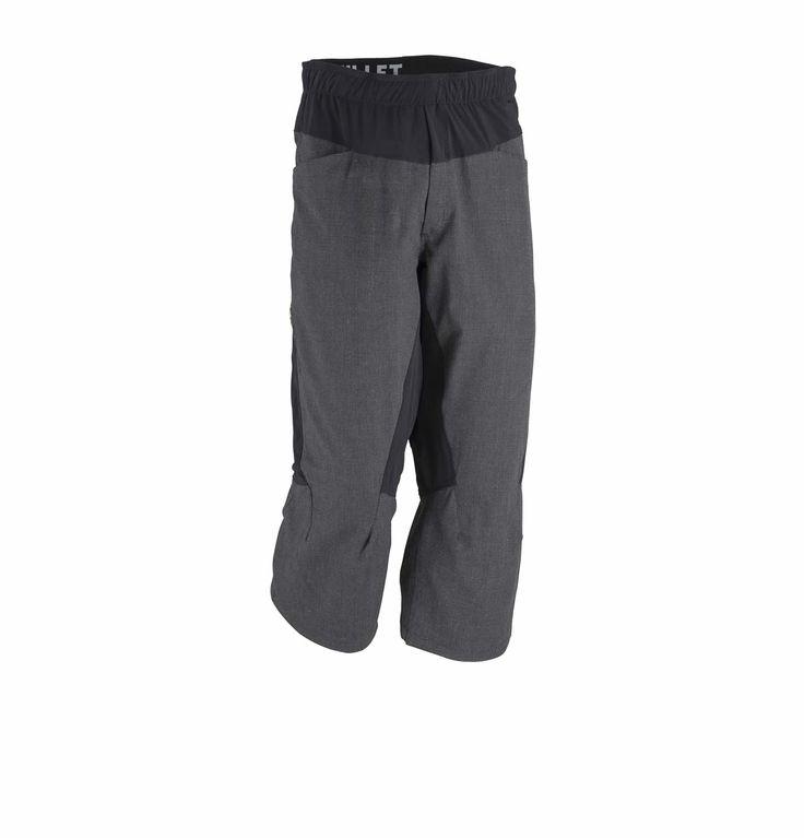 Le #pantalon en coton 3/4 d' #escalade Battle Roc 3/4 de #Millet pour #homme
