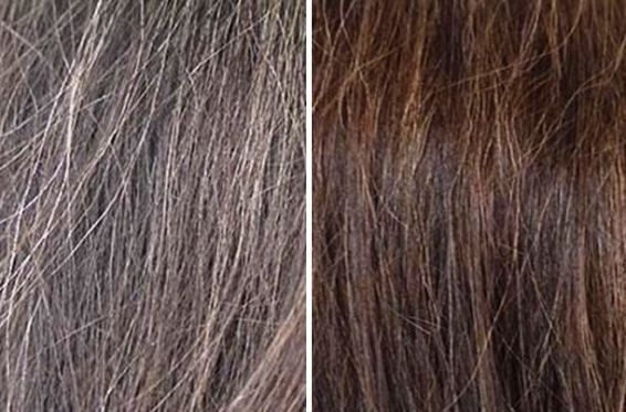 How to Get Rid of Gray Hair In Only 5 Minutes!