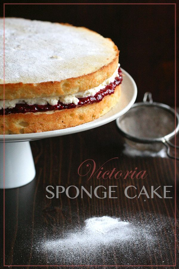 The classic and elegant Victoria Sponge Cake gets a low carb, gluten-free makeover. This healthy dessert is a must-make. Are you a Downton Abbey fan or do you think it's the Masterpiece Theater equ...