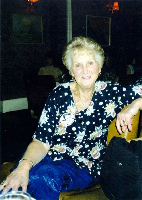 Billy Fury's Mum:Jean Wycherley.