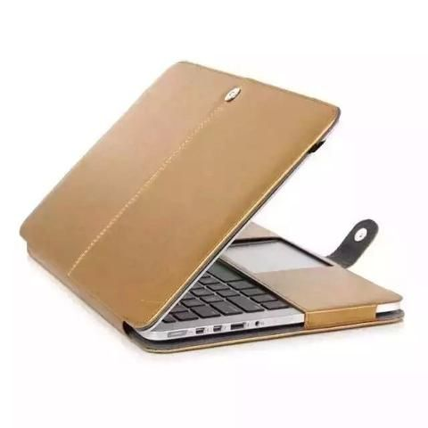Hot Business PU leather case for Macbook air 13 inch case pro 15 retina 12 Air 11 cover laptop bag case for macbook pro 13
