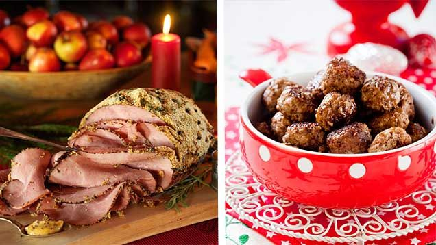 julmat - Swedish traditional Christmas food