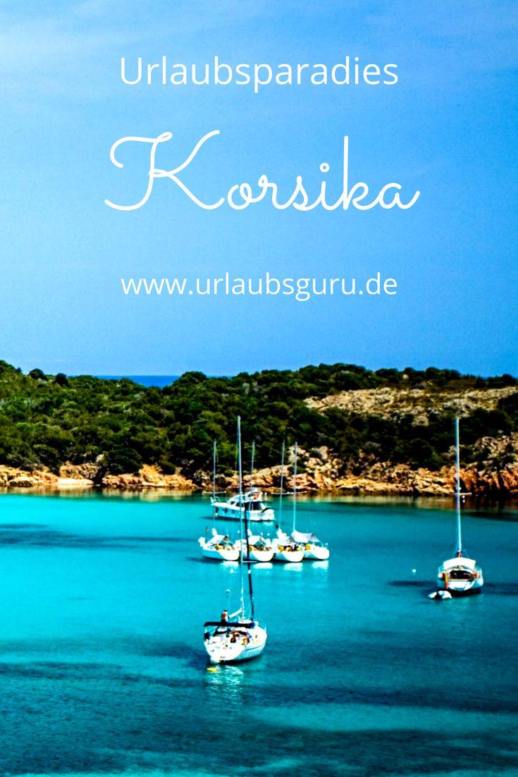 So facettenreich ist die Mittelmeerinsel Korsika! Mit ihren wunderschönen Stränden, Wanderrouten und interessanten Sehenswürdigkeiten ist sie ein wahres Urlaubsparadies.