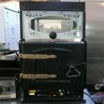 Queen Victoria Jacket Potato Oven