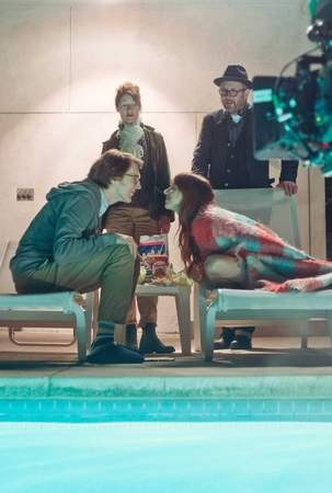 Join us for a sneak preview of Ruby Sparks, filmed in part at the Hammer, followed by a Q+ A with Paul dano, Jonathan Dayton, Valerie Faris and Zoe Kazan. (2012, Dirs. V. Faris and J. Dayton)