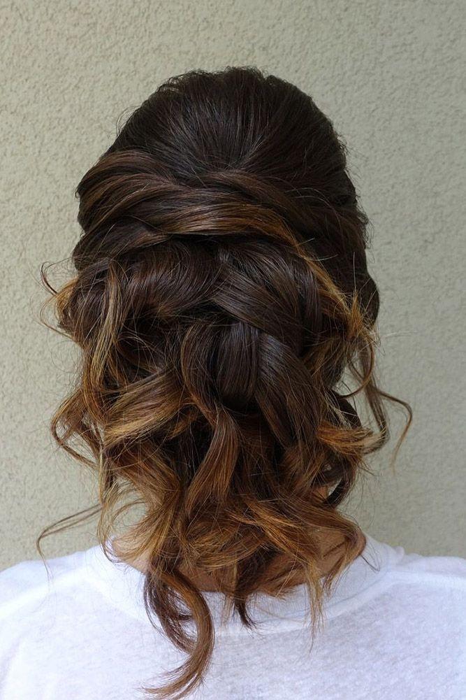 Bride Hairstyles 1130 Best Bridal Hairstyles Images On Pinterest  Wedding Hair
