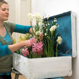 Kreative Frühlingsdeko: Aus alt mach neu!