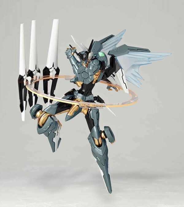 Zone of the Enders #ZOE #Jehuty #revoltech #figma #toy
