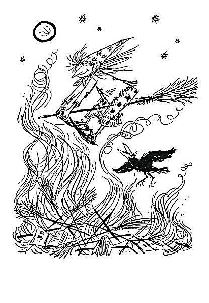 Die kleine Hexe – Märchen-Geschichten Wiki