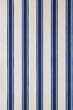 Block Print Stripe BP 753 - Wallpaper Patterns - Farrow & Ball