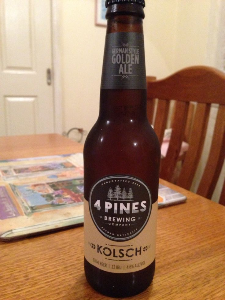 4 Pines - Kolsch