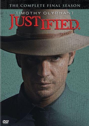 Justified: The Final Season [3 Discs] [DVD]