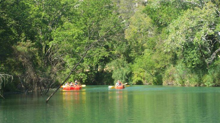 PHOTOS. Var-matin a testé pour vous... Le canoë à Correns | Brignoles | Var-Matin