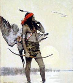 Αποκάλυψη Το Ένατο Κύμα: Blackfoot: κυνηγώντας στην ελευθερία