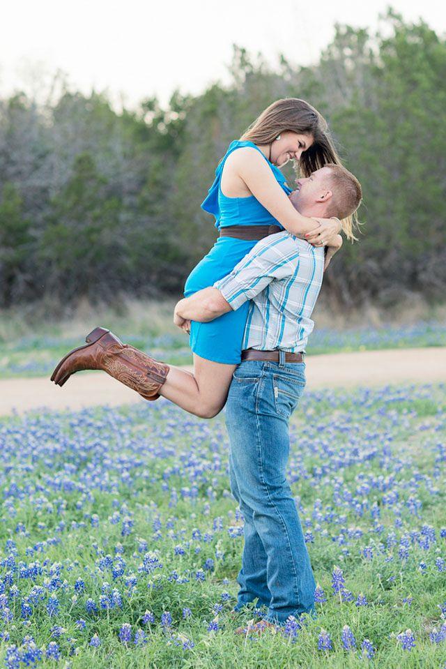 THE NORWEGIAN WEDDING BLOG: Forlovelse fra Texas av Laressa Marie Photography. Lovely Engagement session from Texas.