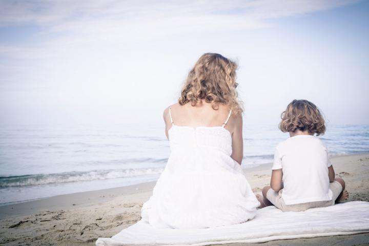 Känslor bits inte – våga låta ditt barn känna