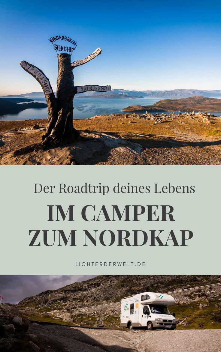 11 unschlagbare Gründe, warum du einen Camper mieten solltest, um ans Nordkap zu fahren