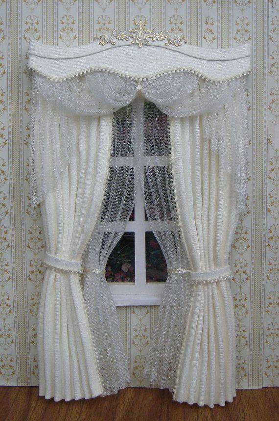 the 25 best doll house curtains ideas on pinterest diy barbie doll house items Barbie Items 2017