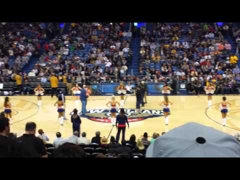 Will Ferrell Throws A Basketball At A Cheerleader [Video] #WillFerrell
