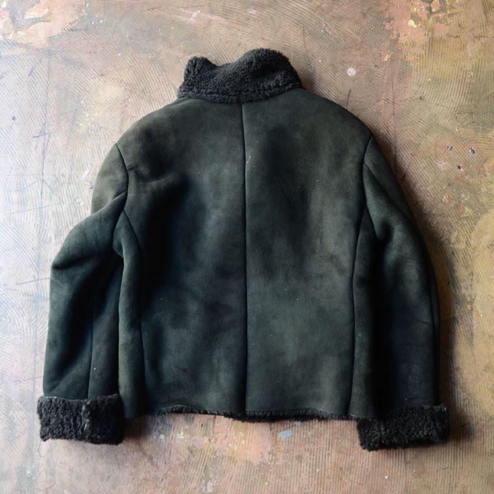 90's マルコムマクラーレン チコジャケット 黒! 表記(S) | *tops | | LABORATORY/BERBERJIN R