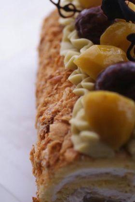 「くりくりろうる」ぽんのすけ | お菓子・パンのレシピや作り方【corecle*コレクル】