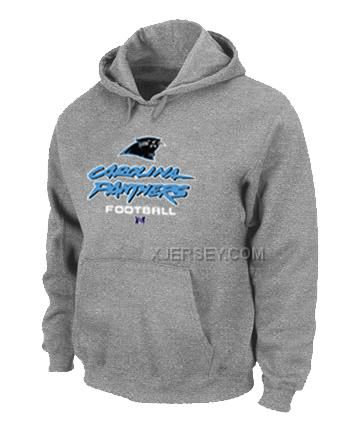 http://www.xjersey.com/carolina-panthers-critical-victory-pullover-hoodie-grey.html CAROLINA PANTHERS CRITICAL VICTORY PULLOVER HOODIE GREY Only $50.00 , Free Shipping!