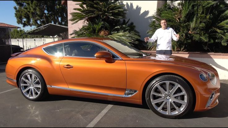 The 2019 Bentley Continental Gt Is A 250 000 Ultra Luxury Coupe Dougdemuro Ca Bentley Continental Gt Bentley Continental Bentley