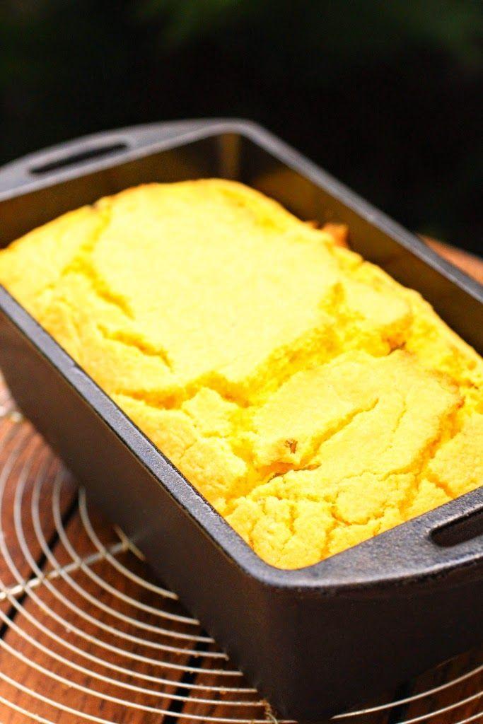 Pain de maïs aux piments jalapenos - Jalapeno corn bread