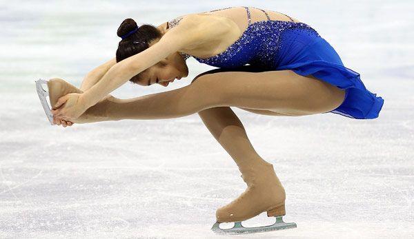 Yuna Kim veut prolonger son règne à Sotchi - Actualité Olympique