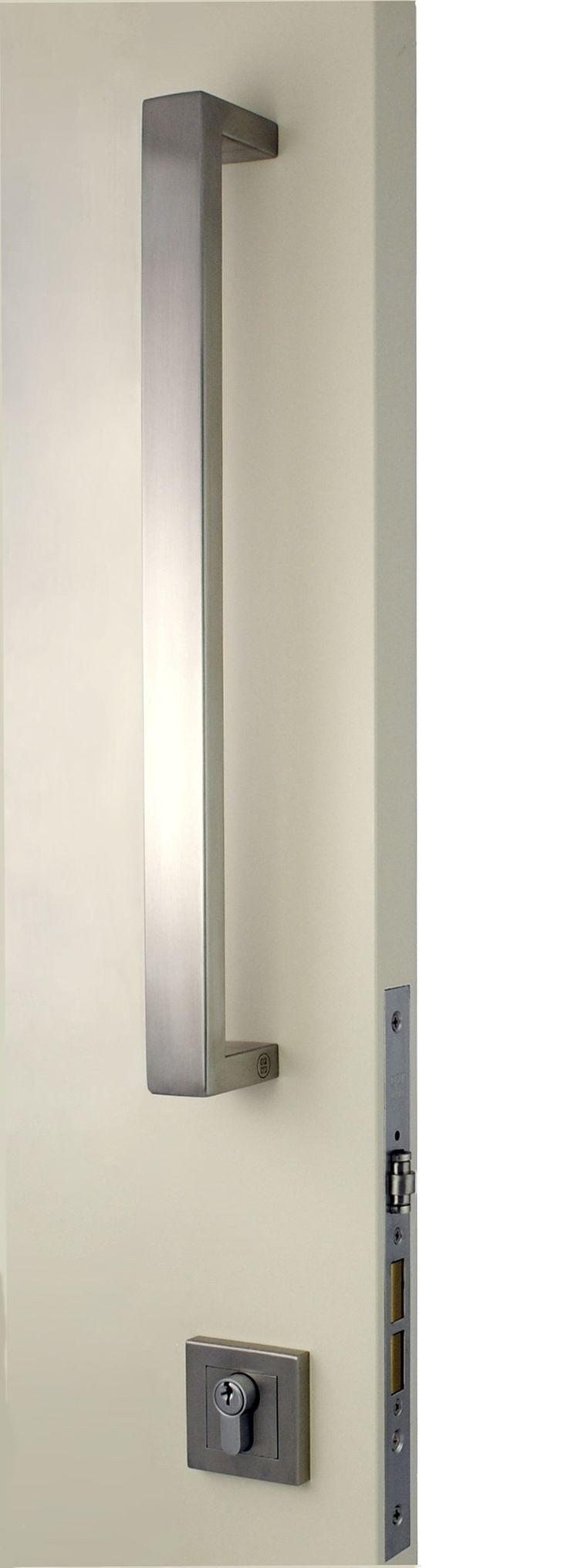 Locked Door Foyer Bonfire : Best contemporary door hardware images on pinterest