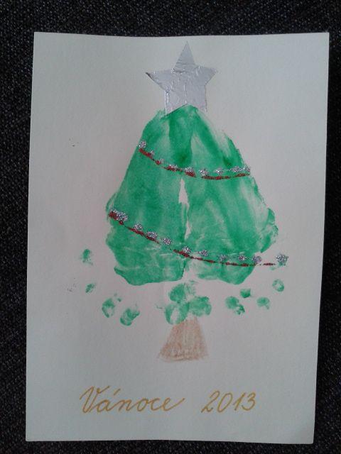 Vánoční přání / Christmas Card