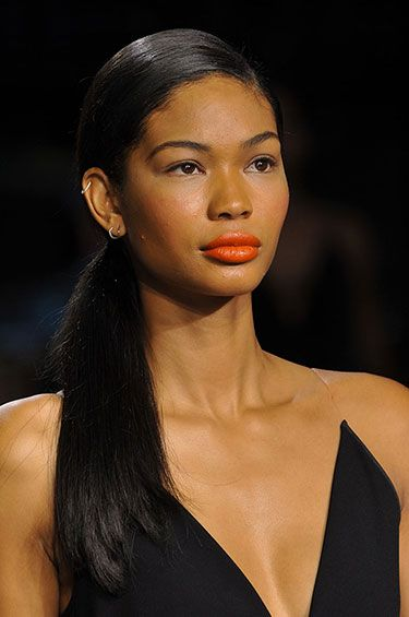 The Best Beauty Looks from New York Fashion Week: Spring 2014 - DKNY