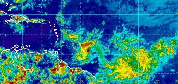Tropical Storm Don formed Monday afternoon, prompting storm advisories for portions of the Caribbean, the National Hurricane Center said.