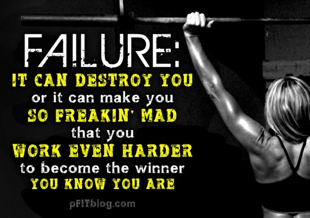 Tips to use failure to fuel success.: Failure, Weight Loss, Workout Motivation, Fitness Inspiration, Motivational Quotes, Exercise, Fitness Motivation, Health