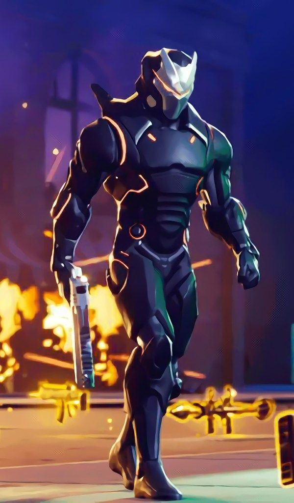 Fortnite Omega Hd Wallpaper Hero Logo Gaming Wallpapers Best Gaming Wallpapers