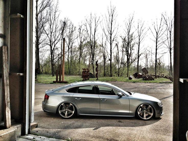 audi a5 sportback on 20 rotor wheels audi vorsprung durch technik pinterest sedans we. Black Bedroom Furniture Sets. Home Design Ideas