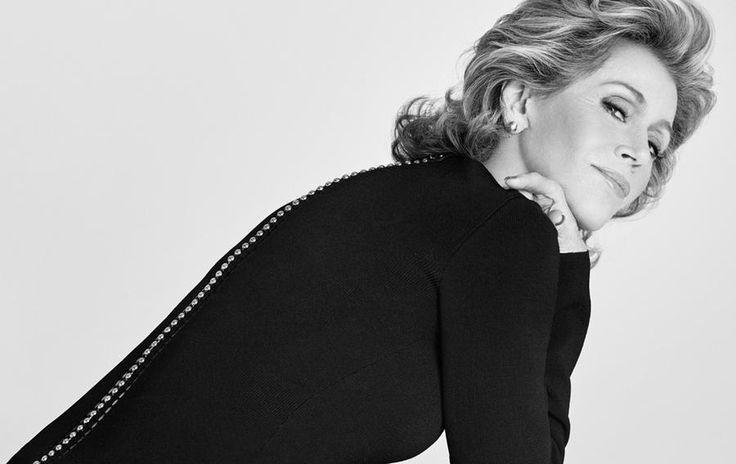 Джейн Фонда: «Я на обложке Interview Россия. Круто!»