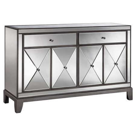 Hamilton Mirrored Sideboard  at Joss and Main