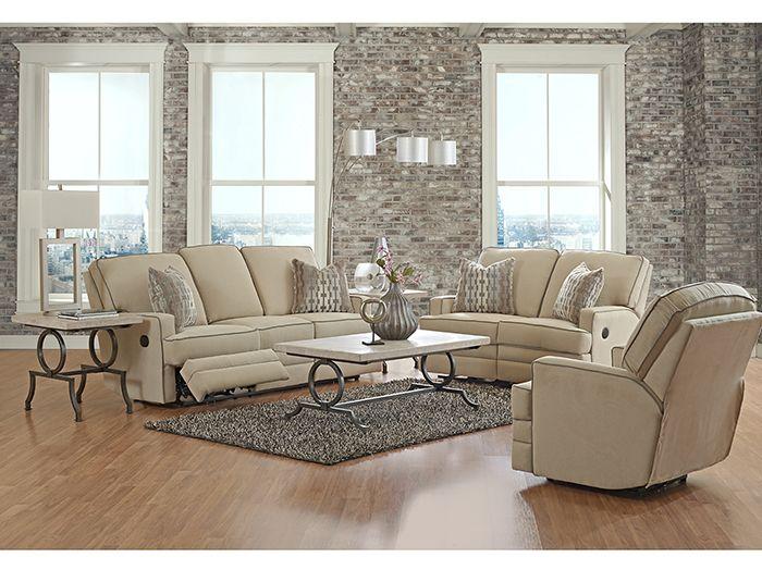 Chapman Power Recline Sofa