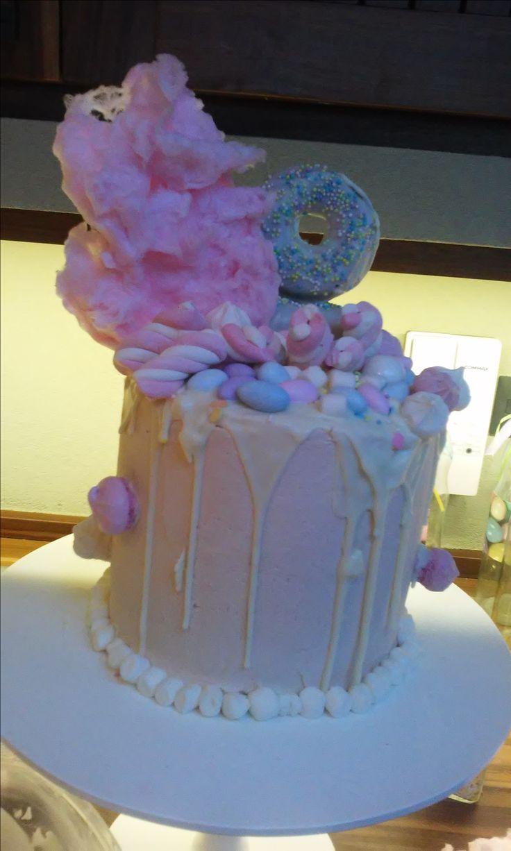 Donuts Cake Bolo Torta #DonutsCake