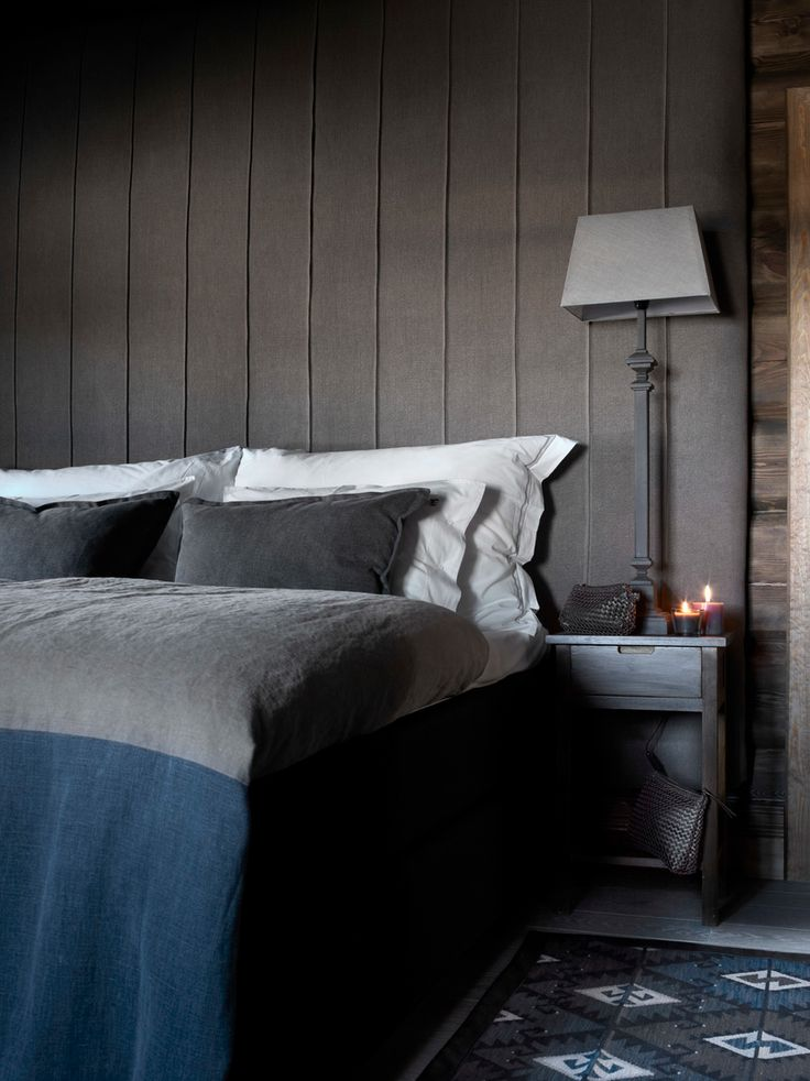 Norwegian interior designer Elin Fossland