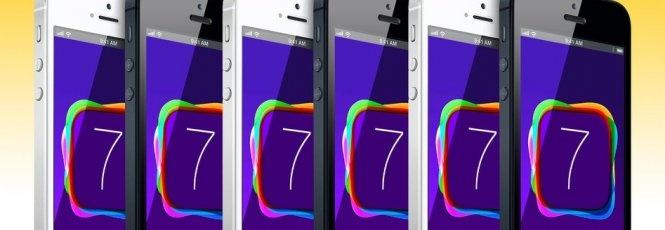 Depois de tantos rumores, finalmente chegou o grande dia da apresentação do novo iOS7 durante a WWDC, em São Francisco. OCEOda Apple, Tim Cook, se referiu ao novo sistema operacional como a maior mudança no iOS desde o lançamento do iPhone.As novidades começam a ser vistas logo na tela de bloquei