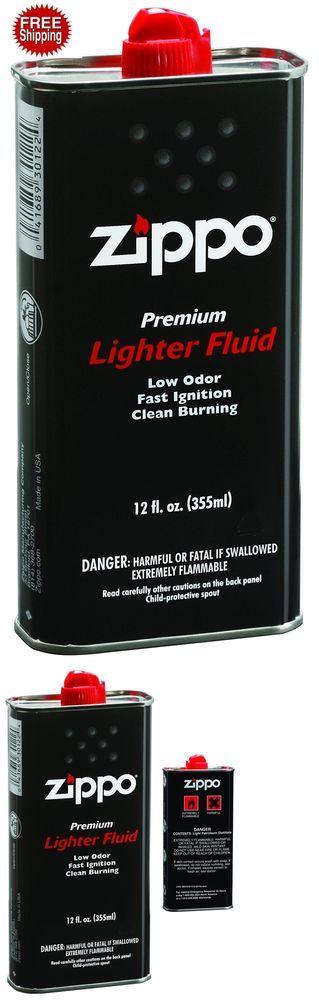 Zippo 12 Oz. Lighter Fluid #Zippo