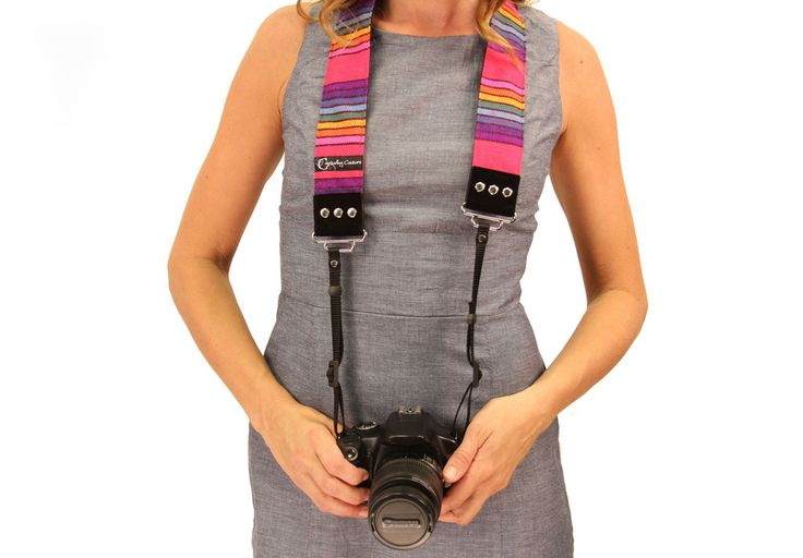 $60 Stylishooter - Sun Kiss Camera Strap by Capturing Couture