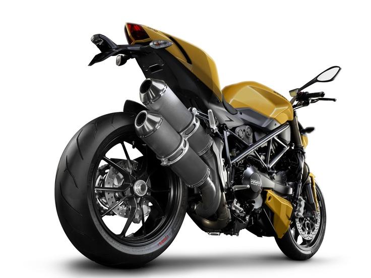 The Ducati 2012 Streetfighter 848 Looks Amazing!