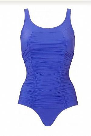Nisha Blue Rushed Mastectomy Swimsuit Was £50 Now £40