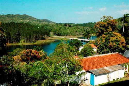 Beautiful Landscape in Las Terrazas, Cuba www.wildcaribe.com