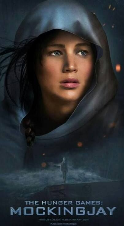 The Hunger Games: Mockingjay Part 2 poster fanmade