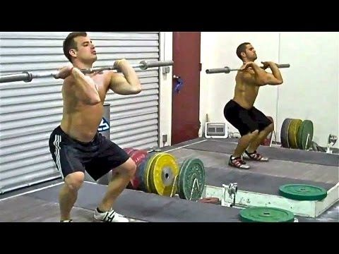 How to clean! (The best kind of cleaning, Power Cleans!)